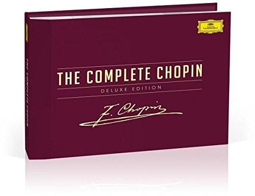 【送料無料】VA / Complete Chopin (w/DVD) (Limited Edition) (Deluxe Edition) (輸入盤CD)【K2016/12/16発売】
