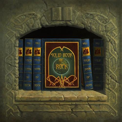 【送料無料】Saxon / Solid Book Of Rock (w/DVD) (Box) (輸入盤CD)【K2017/8/11発売】(サクソン)
