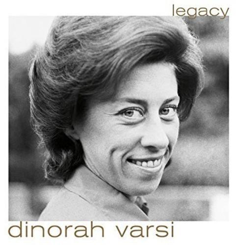 【送料無料】Albeniz/Dinorah Varsi / Legacy - Dinorah Varsi (w/DVD) (Box) (輸入盤CD)