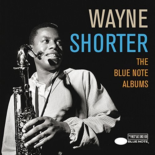 【輸入盤CD】Wayne Shorter / Blue Note Albums (ウェイン・ショーター)