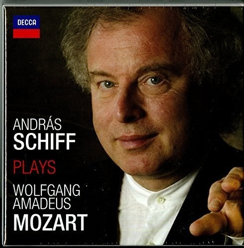 【送料無料】Andras Schiff / Schiff Plays Mozart (Box) (輸入盤CD)