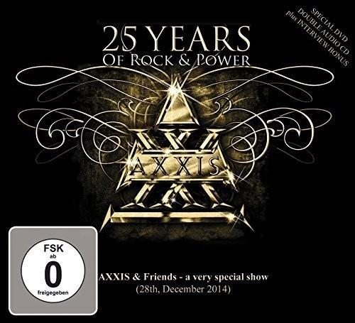 【送料無料】Axxis / 25 Years Of Rock & Power (輸入盤CD)