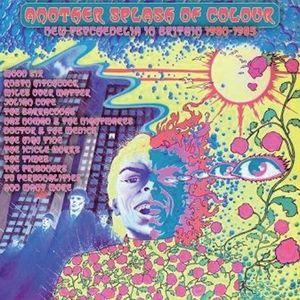 【送料無料】VA / Another Splash Of Colour: New Psychedelia In (輸入盤CD)【K2016/5/6発売】