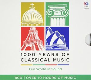 【輸入盤CD】VA / 1000 Years Of Classical Music
