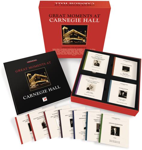 【送料無料】VA / Great Moments At Carnegie Hall (輸入盤CD)【K2016/4/29発売】