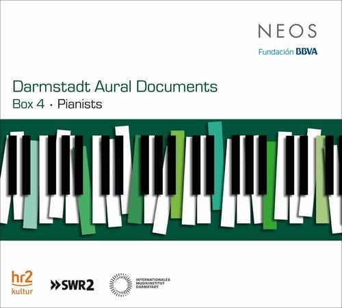 【送料無料】VA / Darmstadt Aural Documents - Box 4 (輸入盤CD)【K2016/8/5発売】