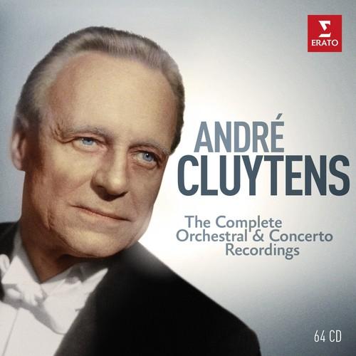 【送料無料】Andre Cluytens / Andre Cluytens: The Complete Orchestral Recordings (輸入盤CD)【K2017/6/16発売】