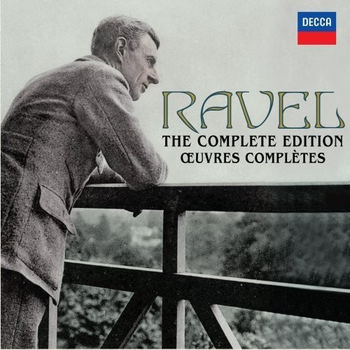 【輸入盤CD】VA / Ravel: Complete Edition