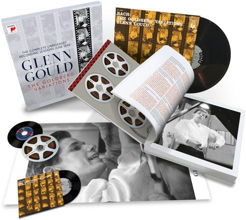 【送料無料】Glenn Gould / Goldberg Variations: The Complete 1955 Recording (輸入盤CD)【K2017/9/29発売】(グレン・グールド)