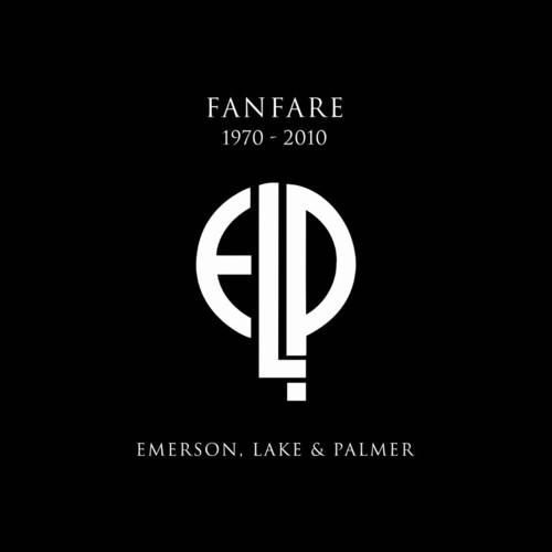 【送料無料】Emerson, Lake & Palmer / Fanfare: Emerson, Lake & Palmer Box (w/Book) (w/Blu-ray Audio) (輸入盤CD)【K2017/10/27発売】( エマーソン、レイク&パーマー)