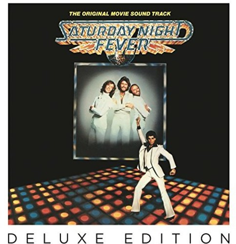 【送料無料】Soundtrack / Saturday Night Fever (w/Blu-ray) (w/LP) (Deluxe Edition) (輸入盤CD)(サタデー・ナイト・フィーバー)