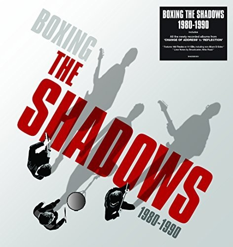 【輸入盤CD】Shadows / Boxing The Shadows (Box) 【K2017/11/10発売】(シャドーズ)
