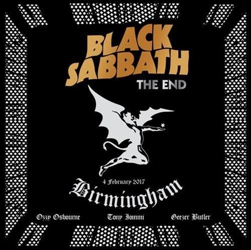 【輸入盤CD】Black Sabbath / End (w/DVD) (Limited Edition) (w/Blu-ray) (Box) (Deluxe Edition)【K2017/11/17発売】(ブラック・サバス)