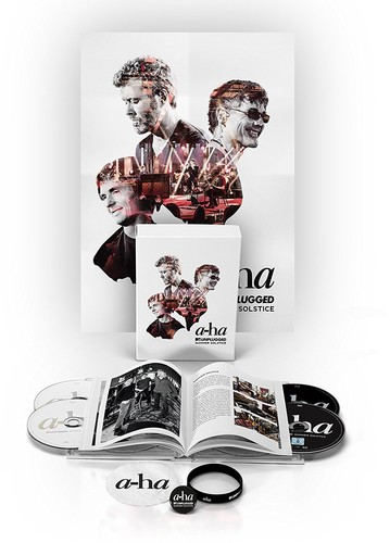 【輸入盤CD】A-Ha / MTV Unplugged: Summer Solstice - Fan Edition【K2017/10/13発売】( アーハ)