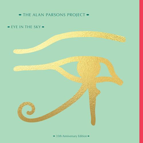 【送料無料】Alan Parsons / Eye In The Sky (35th Anniversary Boxset) (w/Blu-ray Audio) (輸入盤CD)【K2017/12/1発売】(アラン・パーソンズ)