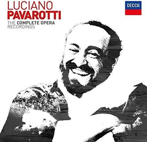 【送料無料】Luciano Pavarotti / Complete Operas (Box) (輸入盤CD)【K2017/12/1発売】(ルチアーノ・パヴァロッティ)