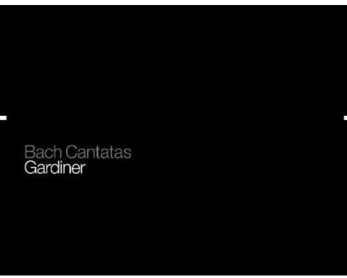 【輸入盤CD】【送料無料】Bach/Gardiner/Monteverdi Choir / Bach Cantatas(輸入盤CD)