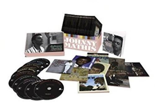 【輸入盤CD】Johnny Mathis / Voice Of Romance: The Columbia Original Album Collection [68PC] 【K2017/12/8発売】(ジョニー・マティス)