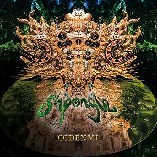 Shpongle/Codex VI(進口盤CD)