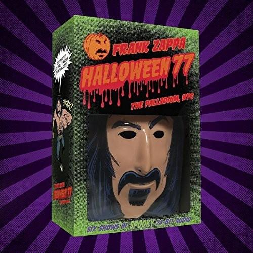 【送料無料】Frank Zappa / Halloween 77 (Limited Edition) (Box) (輸入盤CD)【K2017/10/20発売】(フランク・ザッパ)