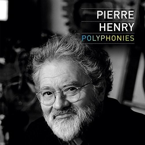 【送料無料】Pierre Henry / Polyphonies (Box) (輸入盤CD)【K2018/1/12発売】(ピエール・アンリ)