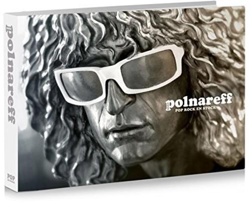 【送料無料】Michel Polnareff / Pop Rock En Stock (Box/23PK) (輸入盤CD)【K2017/12/22発売】(ミッシェル・ポルナレフ)