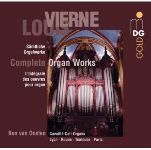 【輸入盤CD】Ben / Complete Organ Works