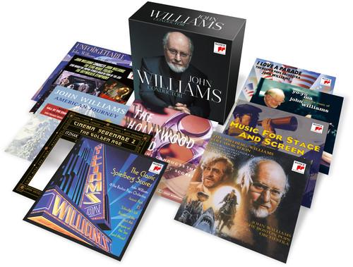 【輸入盤CD】John Williams / John Williams Conductor (Box) 【K2018/2/2発売】(ジョン・ウィリアムス)