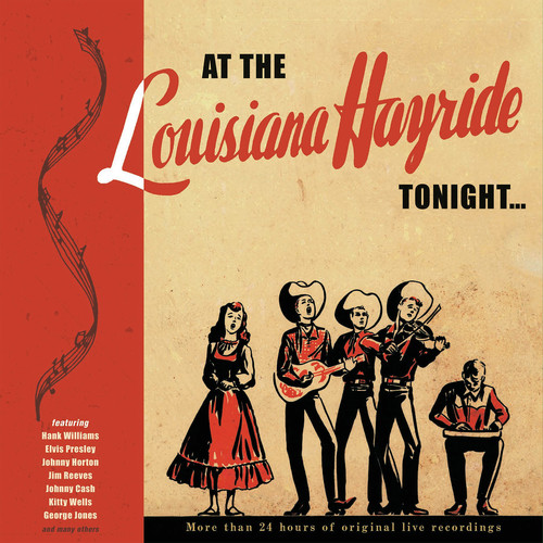 【輸入盤CD】VA / At The Louisiana Hayride Tonight 【K2017/12/22発売】