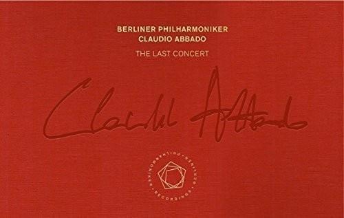 【送料無料】Berlioz/Berliner Philharmoniker/Abbabo / Claudio Abbado - The Last Concert (w/Blu-ray) (輸入盤CD)