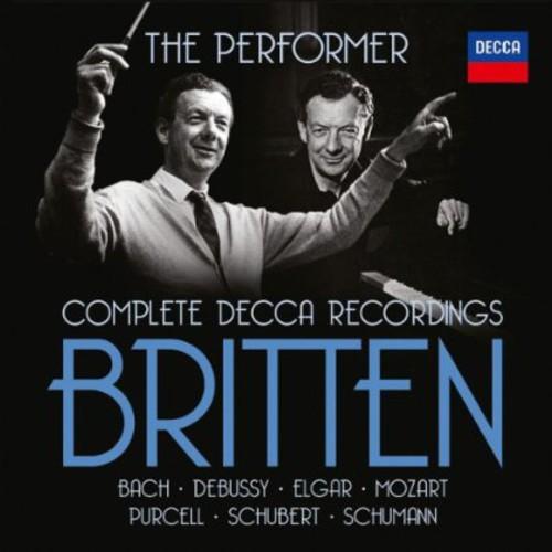 【輸入盤CD】Benjamin Britten / Britten The Performer
