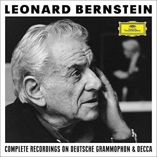 【送料無料】Leonard Bernstein / Complete Recordings On Deutsche Grammophon & Decca (輸入盤CD)【K2018/3/9発売】(レナード・バーンスタイン)