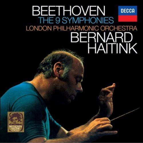 【送料無料】Bernard Haitink / Beethoven: The 9 Symphonies (輸入盤CD)