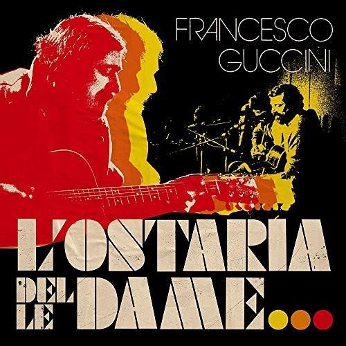 【送料無料】Francesco Guccini / L'Ostaria Delle Dame (Box) (輸入盤CD)【K2017/11/10発売】