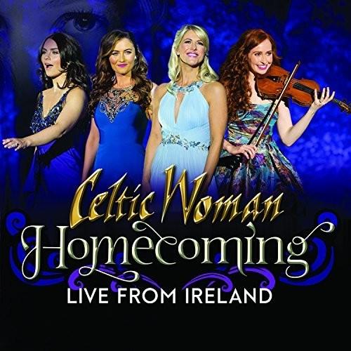 【ただ今クーポン発行中です】【ネコポス送料無料】 【輸入盤CD】【ネコポス送料無料】Celtic Woman / Homecoming - Live From Ireland【K2018/1/26発売】(ケルティック・ウーマン)