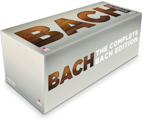 【送料無料】J.S. Bach / Complete Bach Edition 2018 (Box) (輸入盤CD)【K2018/2/23発売】(JSバッハ)