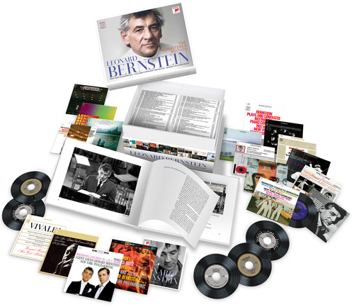 【輸入盤CD】Leonard Bernstein / Leonard Bernstein Remastered (Box) 【K2017/10/27発売】