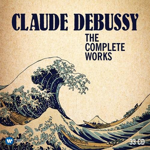【輸入盤CD】VA / Debussy: Complete Works 【K2018/1/5発売】