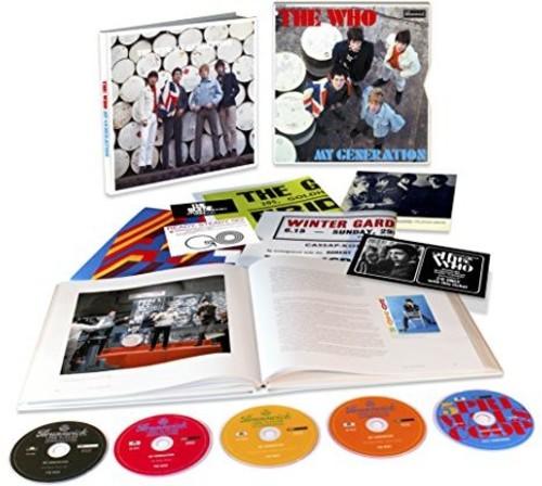 【送料無料】Who / My Generation (Box) (輸入盤CD)【K2018/4/27発売】(フー)