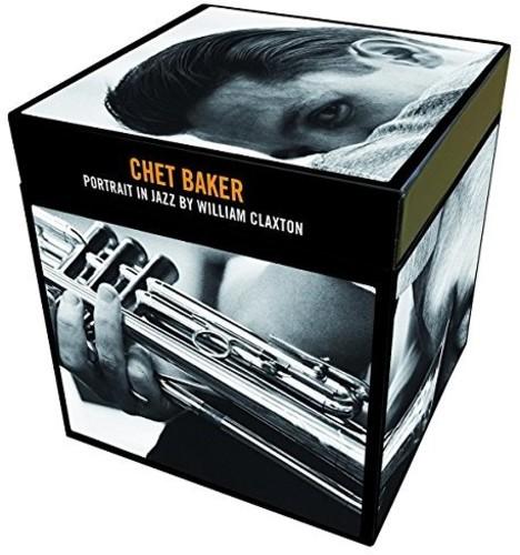 【輸入盤CD】【送料無料】Chet Baker / Portrait In Jazz By William Claxton (Box) (Deluxe Edition)【K2018/6/1発売】(チェット・ベイカー)