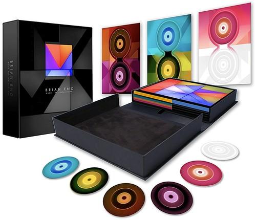 【送料無料】Brian Eno / Music For Installations (Limited Edition) (Box) (Deluxe Edition) (輸入盤CD)【K2018/5/11発売】(ブライアン・イーノ)