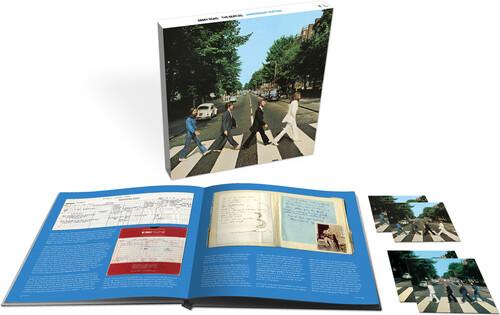 【輸入盤CD】【送料無料】Beatles / Abbey Road Anniversary (Box) (w/Blu-ray)【K2019/9/27発売】(ビートルズ)