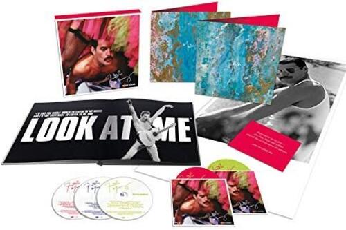 【輸入盤CD】Freddie Mercury / Never Boring (w/DVD) (Box) (Limited Edition) (w/Blu-ray)【K2019/10/11発売】(フレディー・マーキュリー) 【★】