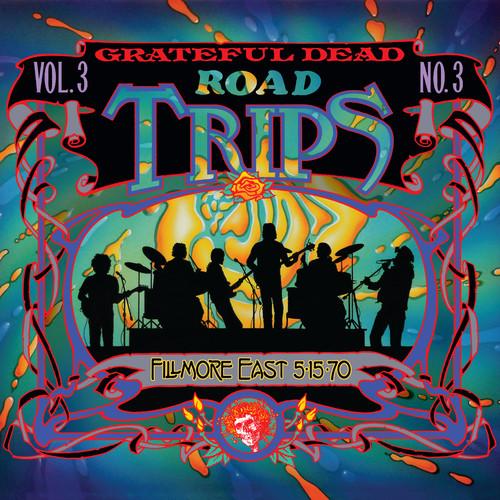 【輸入盤CD】【送料無料】Grateful Dead / Road Trips Vol.3 No.3 - Filmore East 5-15-70【2019/6/7発売】(グレイトフル・デッド)