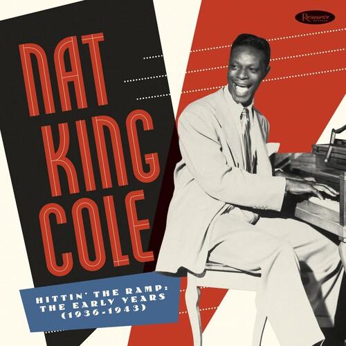 【輸入盤CD】 Nat King Cole / Hittin The Ramp: The Early Years 1936-1943 (Box) 【K2019/11/1発売】(ナット・キング・コール)