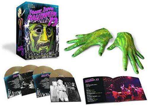 【輸入盤CD】【送料無料】Frank Zappa / Halloween 73 (Box)【K2019/10/25発売】(フランク・ザッパ)