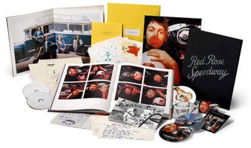 【輸入盤CD】Paul McCartney & Wings / Red Rose Speedway (w/DVD) (w/Blu-ray) (Box) 【K2018/12/7発売】(ポール・マッカートニー&ウィングス)