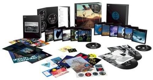 【輸入盤CD】【送料無料】Pink Floyd / Later Years (1987-2019) (w/Book) (w/DVD) (Box)【K2019/11/29発売】(ピンク・フロイド)