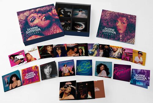 【輸入盤CD】Donna Summer / Encore (w/Book) (33CD Box)【K2020/4/3発売】(ドナ・サマー)