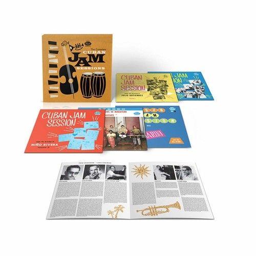 サービス ただ今クーポン発行中です 店内限界値引き中&セルフラッピング無料 輸入盤CD VA Complete Cuban Jam Sessions 14発売 9 K2018